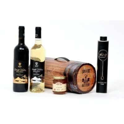 מארז חבית היין-מתנות לראש השנה, מתנות לעובדים